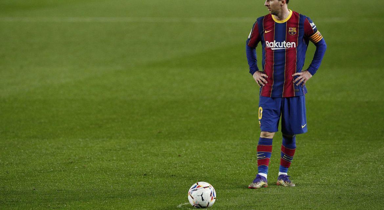 Salário de Messi é insustentável, diz candidato a presidente do Barça