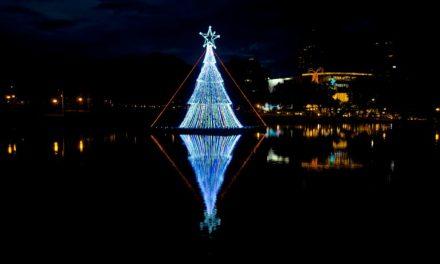 Comurg conclui decoração de Natal em 11 pontos da Cidade