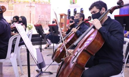 Orquestra Sinfônica apresenta Cantata de Natal virtual com participação de corais internacionais