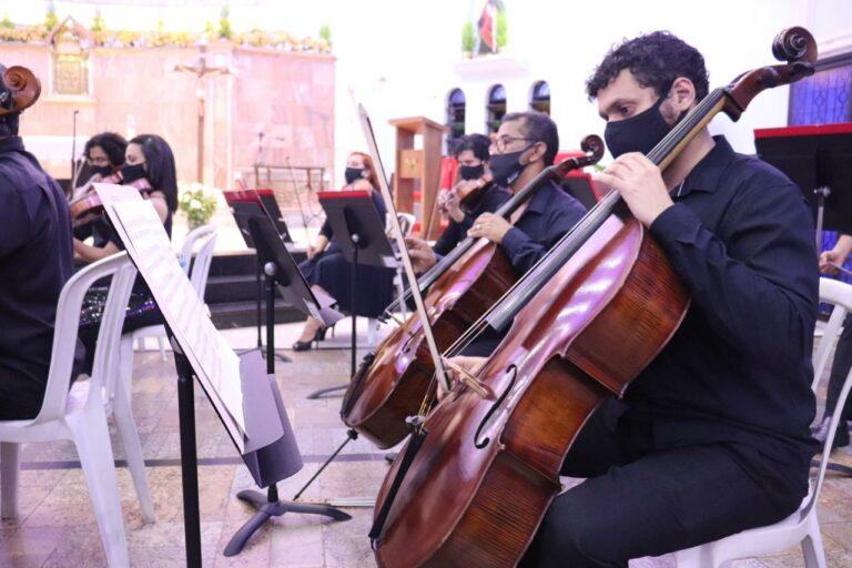 Prefeitura de Goiânia prepara retorno presencial de atividades da Orquestra