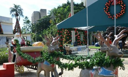 Natal do Bem na Praça Cívica começa nesta sexta-feira