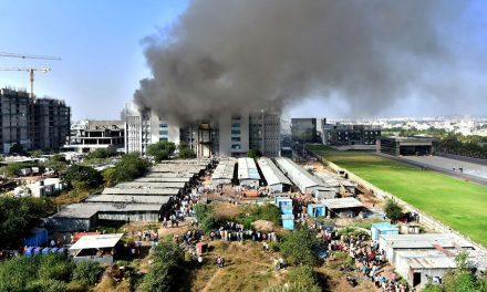 Instituto Serum: não haverá perda de vacinas com incêndio em fábrica