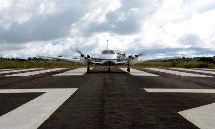 Aeródromo de Santa Helena de Goiás recebe homologação da Anac