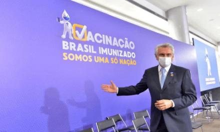 Governo de Goiás está preparado com insumos para iniciar vacinação contra Covid-19