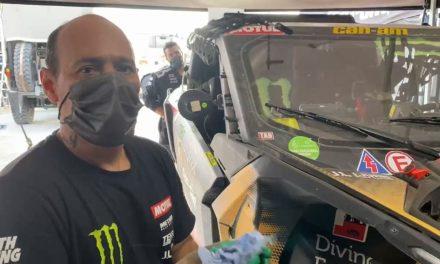 Campeão em 2018, mecânico brasileiro busca o bi do rali Dakar