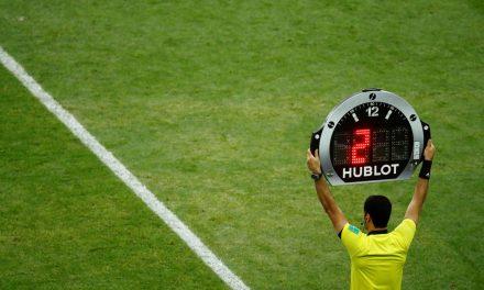 Fifa testará substituição por concussão durante o Mundial de Clubes