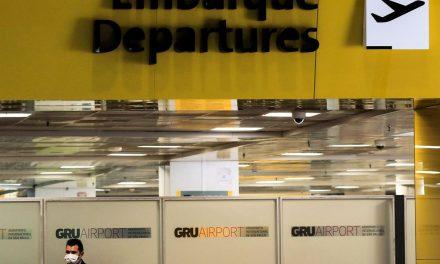 Variante do coronavírus faz países suspenderem voos com o Brasil