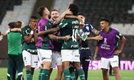 Palmeiras vence o Santos e conquista o bi da Libertadores