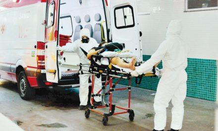 Samu está de prontidão para receber pacientes de Manaus, diz secretaria