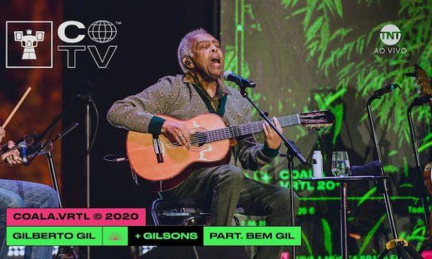 Coala Festival lança EP com Gilberto Gil, Novos Baianos e mais; ouça