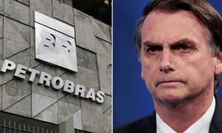 Bolsonaro diz que política da Petrobras tem 'só um viés': atender aos interesses de alguns grupos