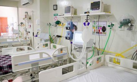 Senador Canedo inaugura Hospital de Enfrentamento à Covid-19