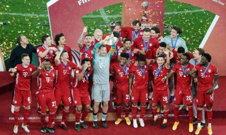 Bayern leva o tetra mundial e iguala recorde de seis taças em um ano