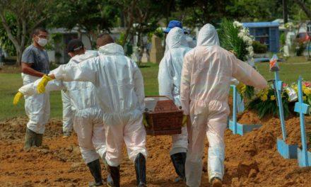 Goiás passa de 9 mil mortes por coronavírus, diz governo