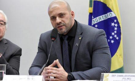 Mantida prisão de Daniel Silveira após audiência de custódia