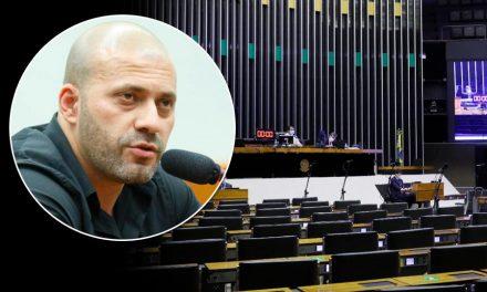 Câmara decide sobre prisão do deputado Daniel Silveira nesta sexta
