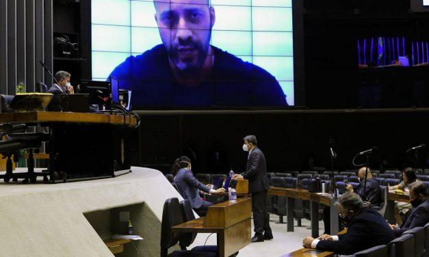 Conselho de Ética da Câmara retoma atividades para analisar caso de Silveira
