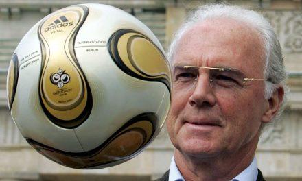 Caso contra Beckenbauer prescreveu, diz comitê de ética da Fifa