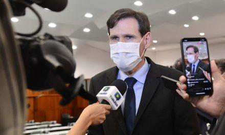 Presidência das comissões da Alego serão definidas até quarta-feira, diz Lissauer Vieira