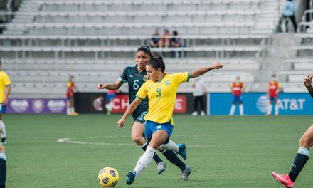 She Believes: Brasil desencanta no segundo tempo e derrota Argentina