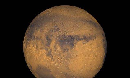 Sonda dos Emirados Árabes Unidos chega à órbita de Marte