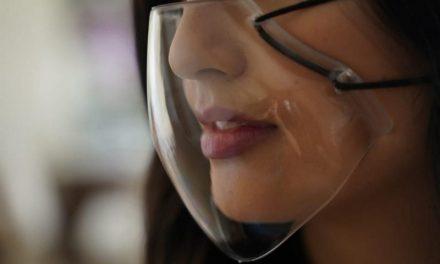 Projeto veda uso de máscaras de acrílico em Goiânia