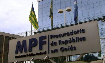MPF pede investigação para apurar conduta de desembargadores do TJGO