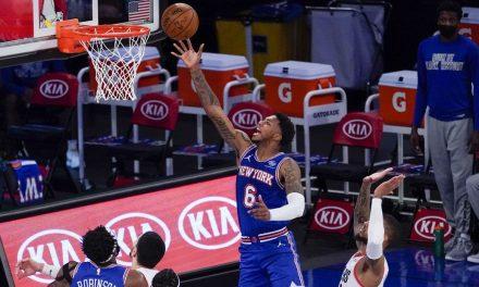New York Knicks segue como time mais valioso da NBA, diz Forbes
