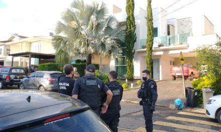 Polícia prende 12 integrantes de grupo suspeito de sonegar R$ 100 milhões e ostentar vida de luxo em Goiás