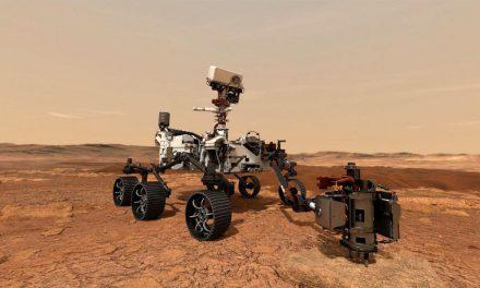 Perseverance pousa em Marte, na busca por sinais de vida