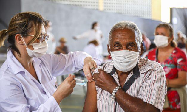 Goiânia começa a aplicar 2ª dose de CoronaVac em pessoas com 76 anos ou mais