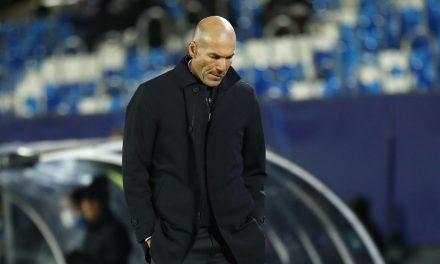 Seleção francesa é um objetivo, mas não agora, afirma Zidane