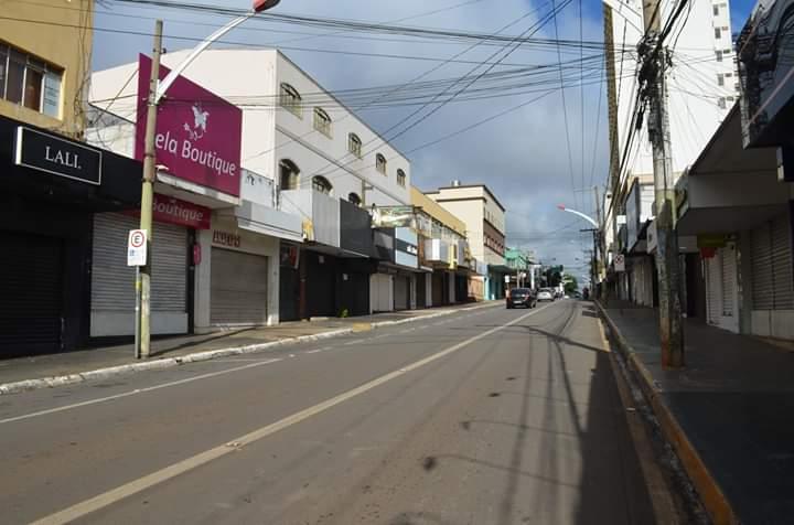 Decreto: Anápolis determina fechamento do comércio não essencial por 10 dias para frear coronavírus