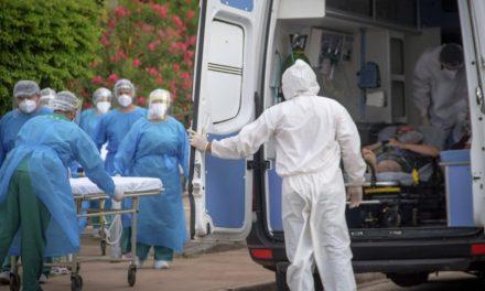 Goiás bate recorde de casos pelo segundo dia seguido com 5.409 infectados