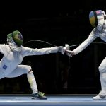 Esgrima: seleção brasileira de sabre segue para a Copa do Mundo