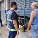 Equipes de fiscalização saem às ruas para garantir cumprimento do decreto em Goiânia