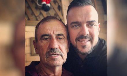 Pai do prefeito Gustavo Mendanha é transferido para SP