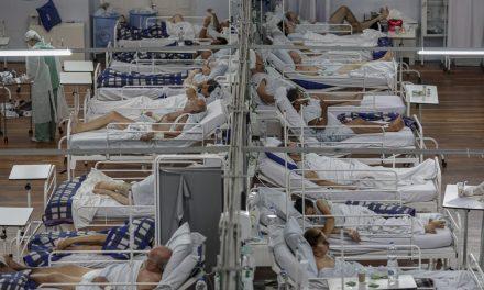 SP bate recorde e registra 1.021 novas mortes por Covid-19 em um dia