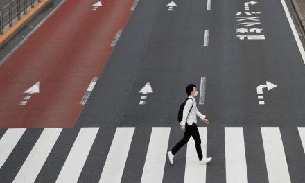 Tóquio registra 430 novos casos do novo coronavírus