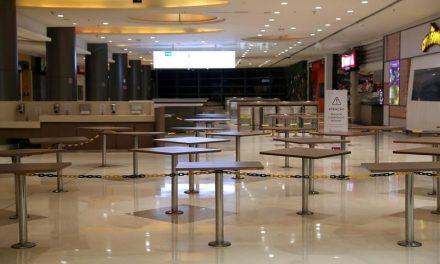 Liminar permite funcionamento de praças de alimentação em shoppings