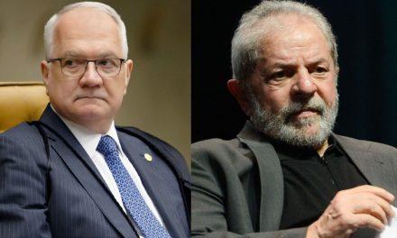 Fachin anula condenações de Lula e manda ações penais para Justiça Federal do DF
