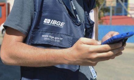 IBGE abre concurso com 231 vagas temporárias em Goiás