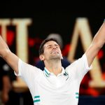 Djokovic iguala número de semanas de Federer no topo do ranking da ATP