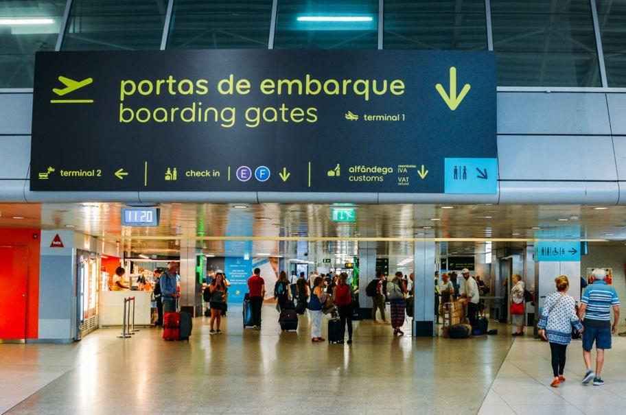 Portugal exige quarentena em voos do Reino Unido e Brasil