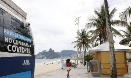 Covid-19: prefeitura do Rio proíbe permanência nas praias