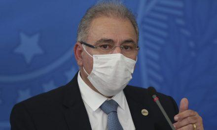 Queiroga diz a governadores que vai ampliar ações contra a covid-19