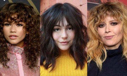 Shaggy Hair: corte de cabelo é tendência no mundo das famosas