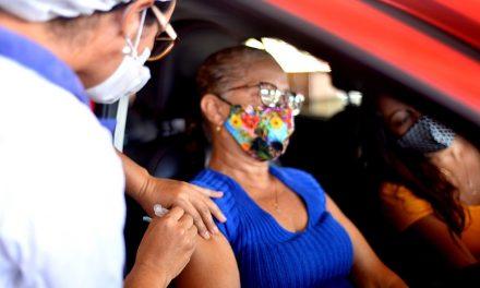 Goiânia retoma vacinação contra Covid-19 para pessoas com mais de 64 anos neste sábado