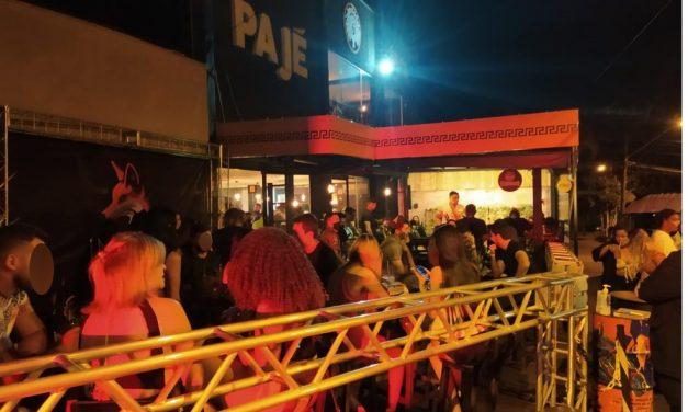 Bar é interditado e multado após promover baile funk para cerca de 200 clientes, em Goiânia