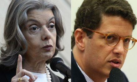 Cármen Lúcia será relatora de pedido de investigação do ministro Ricardo Salles